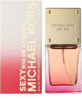 Michael Kors Sexy Rio De Janeiro Eau de Parfum voor Vrouwen  30 ml
