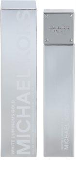Michael Kors White Luminous Gold Eau de Parfum για γυναίκες 100 μλ