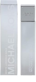 Michael Kors White Luminous Gold eau de parfum pentru femei 100 ml