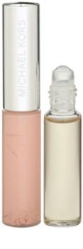 Michael Kors Michael Kors eau parfumée roll-on pour femme 5 ml + brillant à lèvres
