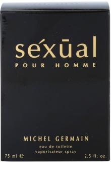 Michel Germain Sexual Pour Homme woda toaletowa dla mężczyzn 75 ml