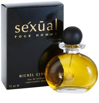 Michel Germain Sexual Pour Homme eau de toilette férfiaknak 75 ml