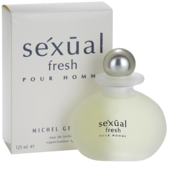 Michel Germain Sexual Fresh Pour Homme Eau de Toilette for Men 125 ml