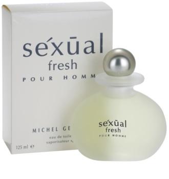Michel Germain Sexual Fresh Pour Homme woda toaletowa dla mężczyzn 125 ml
