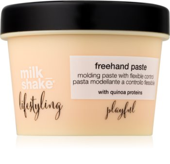 Milk Shake Lifestyling Modeling Paste for Hair
