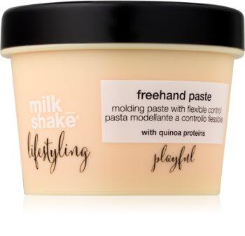 Milk Shake Lifestyling modelovacia pasta na vlasy