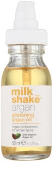 Milk Shake Argan Oil tratamento com óleo de argão para todos os tipos de cabelos