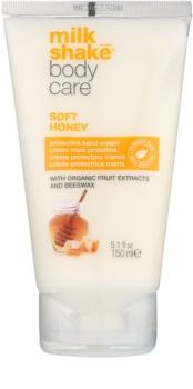 Milk Shake Body Care Soft Honey ochranný krém na ruce