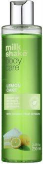 Milk Shake Body Care Lemon Cake hydratační sprchový gel
