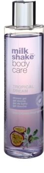 Milk Shake Body Care Tropical Dream gel de ducha hidratante