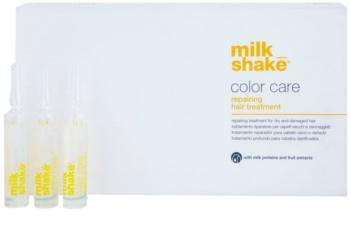 Milk Shake Color Care ošetřující péče pro suché a barvené vlasy
