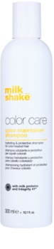 Milk Shake Color Care зволожуючий захисний шампунь для фарбованого волосся