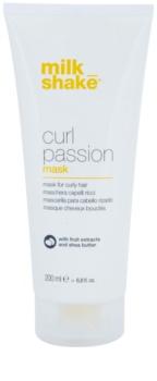 Milk Shake Curl Passion maszk hullámos hajra