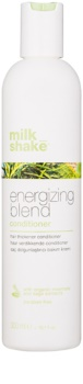 Milk Shake Energizing Blend balsam energizant pentru păr fin, slab și casant