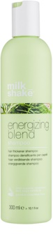 Milk Shake Energizing Blend energijski šampon za tanke, redke in krhke lase