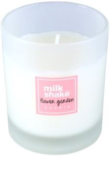 Milk Shake Flower Garden Duftkerze  150 g