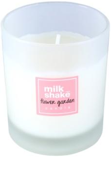 Milk Shake Flower Garden illatos gyertya  150 g
