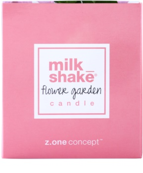 Milk Shake Flower Garden bougie parfumée 150 g