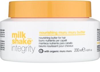 Milk Shake Integrity burro di nutrimento profondo per capelli rovinati e secchi