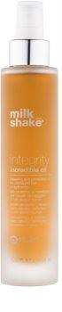 Milk Shake Integrity óleo regenerador de proteção para cabelos danificados e com pontas duplas
