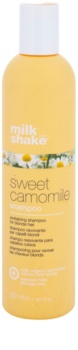 Milk Shake Sweet Camomile šampon s kamilico za blond lase