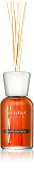 Millefiori Natural Vanilla and Wood diffuseur d'huiles essentielles avec recharge 500 ml