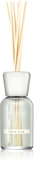 Millefiori Natural White Musk aroma difusor com recarga 500 ml