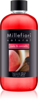 Millefiori Natural Mela & Cannella recharge pour diffuseur d'huiles essentielles 500 ml