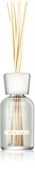 Millefiori Natural White Musk aroma difusor com recarga 250 ml