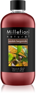 Millefiori Natural Sandalo Bergamotto Наповнювач до аромадиффузору 500 мл