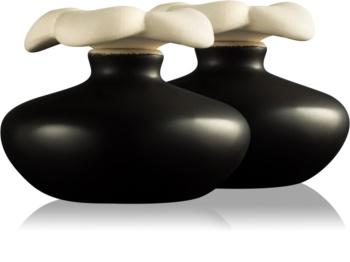 Millefiori Air Design Flower Diffusor Extrasmall dyfuzor zapachowy bez napełnienia 2 szt.  (Black)