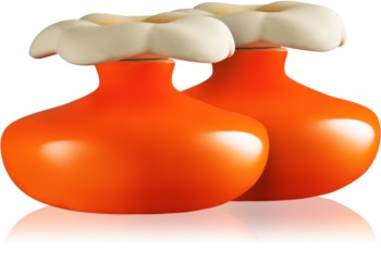 Millefiori Air Design Flower Diffusor Extrasmall Aroma Diffuser Without Refill 2 pc  (Orange)