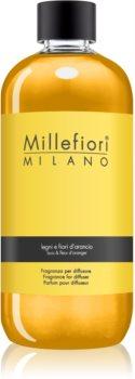 Millefiori Natural Legni e Fiori d'Arancio náplň do aróma difuzérov