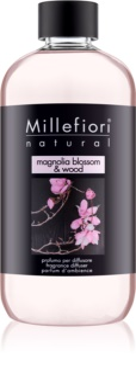 Millefiori Natural Magnolia Blosoom & Wood reumplere în aroma difuzoarelor 500 ml