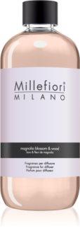 Millefiori Natural Magnolia Blossom & Wood náplň do aroma difuzérů 500 ml