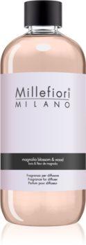Millefiori Natural Magnolia Blossom & Wood Refill for aroma diffusers 500 ml