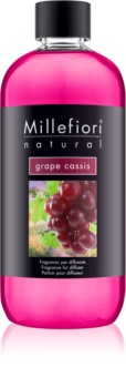 Millefiori Natural Grape Cassis reumplere în aroma difuzoarelor 500 ml