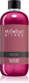 Millefiori Natural Grape Cassis ricarica per diffusori di aromi 500 ml