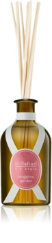 Millefiori Via Brera Tangerine Garden aroma Diffuser met navulling 250 ml