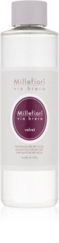 Millefiori Via Brera Velvet Aroma-diffuser navulling 250 ml