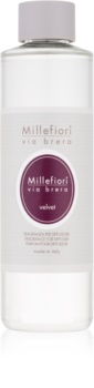 Millefiori Via Brera Velvet aroma diffúzor töltelék 250 ml