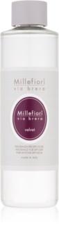 Millefiori Via Brera Velvet náhradná náplň 250 ml