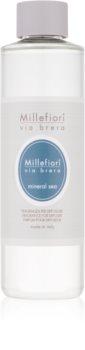 Millefiori Via Brera Mineral Sea Aroma-diffuser navulling 250 ml