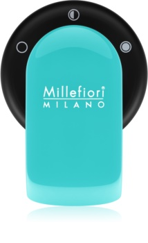 Millefiori GO držač za automiris   s punjenjem Acquamarina (Sandalo Bergamotto)