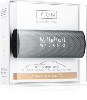 Millefiori Icon Sandalo Bergamotto vôňa do auta Urban