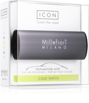 Millefiori Icon Cold Water vůně do auta   Classic