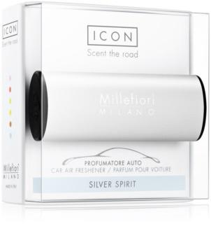 Millefiori Icon Silver Spirit vůně do auta   Classic