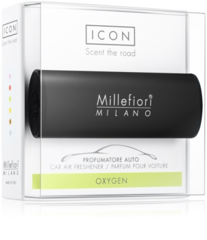 Millefiori Icon Oxygen Car Air Freshener   Classic