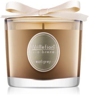 Millefiori Via Brera Earl Grey vonná svíčka 180 g