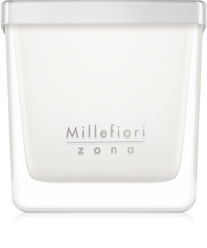 Millefiori Zona Amber & Incense Scented Candle 180 g